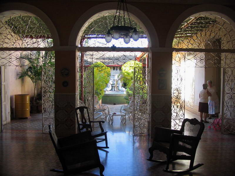 Cuba trinidad for Casa coloniale meridionale