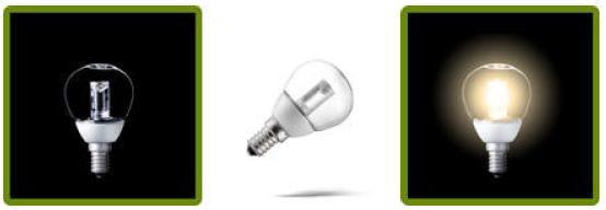 Lampadine led basso consumo e incandescenza for Lampadine led a basso consumo